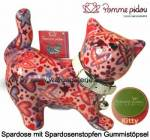 Spardose Spartier Katze Kitty rosa Keramik Marke Pomme Pidou Maße ca.: L= 19 cm